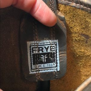 Frye Shoes - Frye Harness Mid Boot